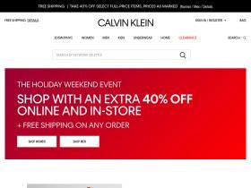 Cupón Calvin Klein