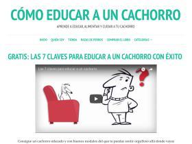 comoeducarauncachorro.com