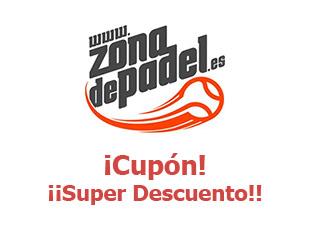 Código Promocional zonadepadel.es